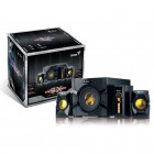 Caixa de Som GX Gaming Genius SW-G2.1 3000 com 70 Watts RMS
