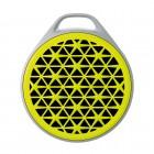 Caixa de Som Speaker Logitech X50 com 03 Watts RMS, Amarela e Cinza - Bluetooth