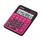 Calculadora Casio compacta de mesa, visor amplo de 12 dígitos MS-20NC-BRD - CASIO
