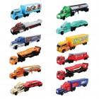 Carrinhos de Metal Maisto 15021 Sortidos, Caminhão, Escala 1:64, Contém 12 Unidades