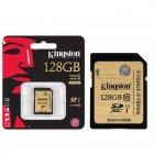 Cartão de Memória Kingston Classe 10 Secure Digital Ultimate 128GB SDA10/128GB
