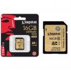 Cartão de Memória Kingston Classe 10 Secure Digital Ultimate 16GB - SDA10/16GB