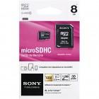 Cartão de Memória Sony Micro SR-8A4, 8GB