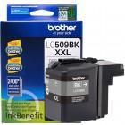 Cartucho de Tinta Brother 509BK de Ultra Rendimento - Preto