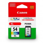 Cartucho de Tinta Canon CL-54XL Colorido - Alto Rendimento