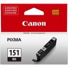 Cartucho de Tinta Canon CLI-151 Preto