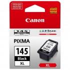 Cartucho de Tinta Canon PG-145XL Preto - Alto Rendimento