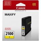 Cartucho de Tinta Canon PGI-2100 Amarelo