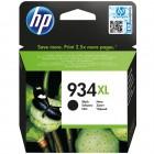 Cartucho de Tinta Officejet C2P23AB HP 934XL Preto 25,5ml