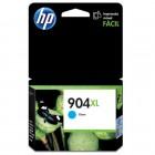 Cartucho de Tinta Officejet T6M04AB HP 904XL Ciano 9,5ml