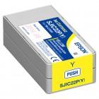 Cartucho Epson SJIC22P Amarelo - C33S020583