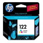Imagem - Cartucho HP 122 Colorido 1,5ml CH562HB