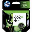Imagem - Cartucho HP 662XL Preto 6,5ml CZ105AB