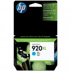 Cartucho HP 920XL Ciano 6ml CD972AL