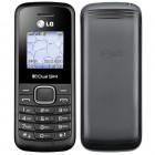 Celular LG B220 Preto - Desbloqueado, Dual Chip, Rádio FM, Lanterna