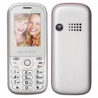Celular Multilaser Up P3293 Branco/Rosa, Dual Chip, Tela 1.8
