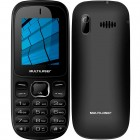 Celular Multilaser UP P9017 Preto, Dual Chip, Tela 1.8
