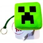 Chaveiro do Jogo Minecraft ZR Toys - Creeper