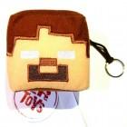 Chaveiro do Jogo Minecraft ZR Toys - Herobrine