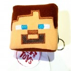 Chaveiro do Jogo Minecraft ZR Toys - Steve