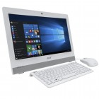 Computador All In One Acer Aspire Z1 AZ1-752-BC52 Branco, Intel Quad Core, Tela19,5
