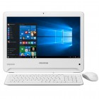 Computador All In One Positivo  UL7550, Intel Dual Core, Tela LED 18.5