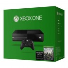 Console Oficial Microsoft Xbox One HD 500GB + Controle Wireless + Jogo Assassin's Creed Unity