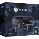 Console Oficial Microsoft Xbox One, Preto, HD 500GB + Controle Wireless + Jogo Halo The Master Chief