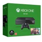Console Xbox One 500GB + Jogo Batllefield 1