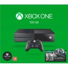 Console Xbox One 500GB + Jogo Gears Of War 4