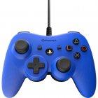 Controle com fio PowerA para PS3 (Packing) - Azul - 1429770-01