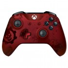 Controle Wireless Xbox One Gears Of War 4 Crimson Omen - WL3-00002