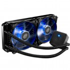 Cooler Líquido Cooler Master Seidon 240 Plus, 120mm, 2400 RPM - RL-S24V-20PB-R2