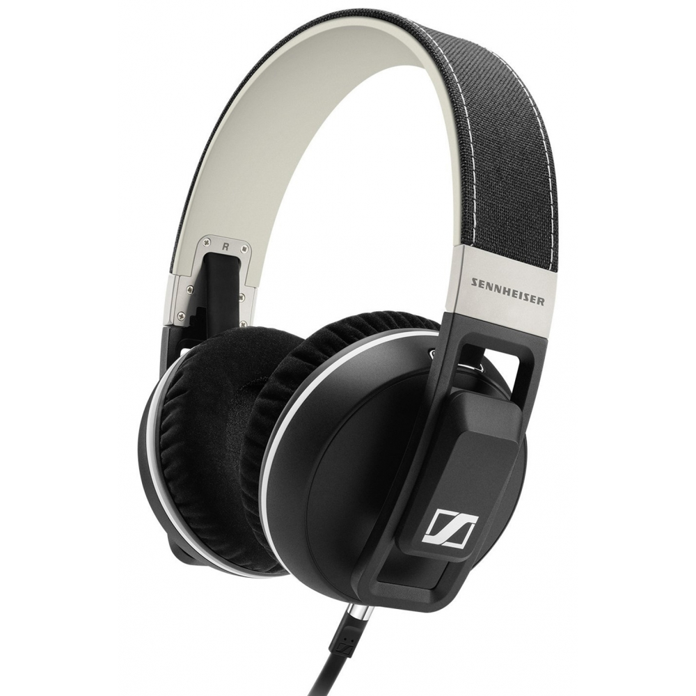 Fone de ouvido tipo headphone dobrável URBANITE XL Preto - SENNHEISER