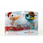 Disney Infinity 1.0 Toy Box Set - Phineas e Ferb