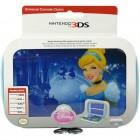 Estojo PDP Princesas Disney Cinderela Para Nintendo 3DS - Azul