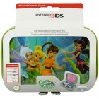 Estojo PDP Princesas Disney Fadas Para Nintendo 3DS - Verde