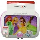 Estojo PDP Princesas Disney Para Nintendo 3DS - Roxo