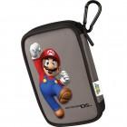 Estojo RDS Mario Para Nintendo DS - Cinza