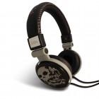 Fone de Ouvido com fio e microfone OEX HP-101 Preto e Cinza