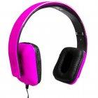 Fone de ouvido tipo headphone dobrável Pink, com microfone  - TARGUS