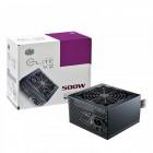 Fonte Cooler Master Elite V2 - 500W Bivolt Manual RS500-PCARN1-WO, 110/220V - Sem Cabo de Força