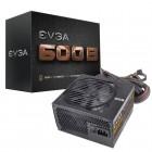 Fonte EVGA 100-B1-0600-KR 80 Plus Bronze 600W,12V, 110/220V, Sem Cabo De Forca