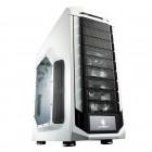 Gabinete Gamer Cooler Master ATX Storm Stryke Mid Tower SGC-5000W-KWN - Preto e Branco