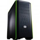 Gabinete Gamer Cooler Master CM 690 III Mid Tower CMS-693-GWN1 - Preto e Verde, Sem Fonte