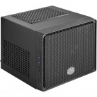 Gabinete Gamer Cooler Master Elite 110 Mini Tower RC-110-KKN2 - Preto, Sem Fonte