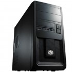 Gabinete Gamer Cooler Master Elite 343 Mini Tower RC-343-KKN1 - Preto, Sem Fonte