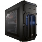 Gabinete Gamer Corsair Carbide Series SPEC-03 Mid Tower CC-9011058-WW Preto e Azul