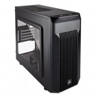 Gabinete Gamer Corsair Carbide Series Spec M2, MicroATX, CC-9011087-WW - Preto, Sem Fonte