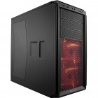 Gabinete Gamer Corsair Graphite Series 230T Mid Tower CC-9011042-WW Preto